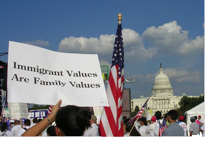 Immigrants & Family Values