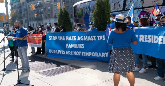 Immigration Scams Target Haitians Desperate for TPS Status, Advocates Warn