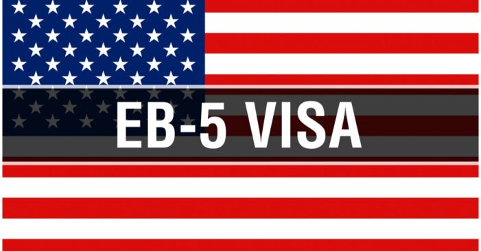 EB-5 Visa. A Permanent Residency by Investing in the US