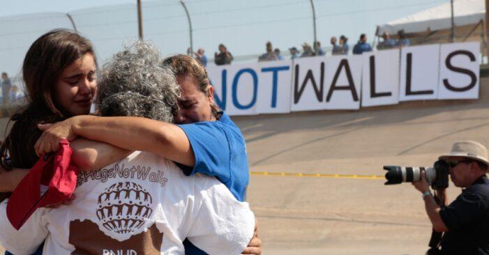 Biden Immigration Overhaul Would Reunite Families Split up by Deportation