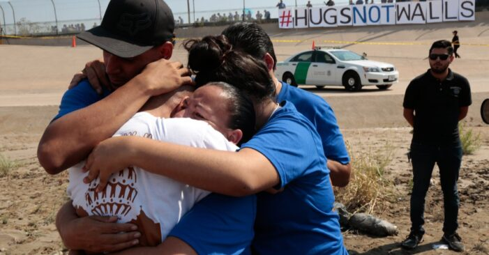 Lawyers Have Found the Parents of 105 Separated Migrant Children in Past Month