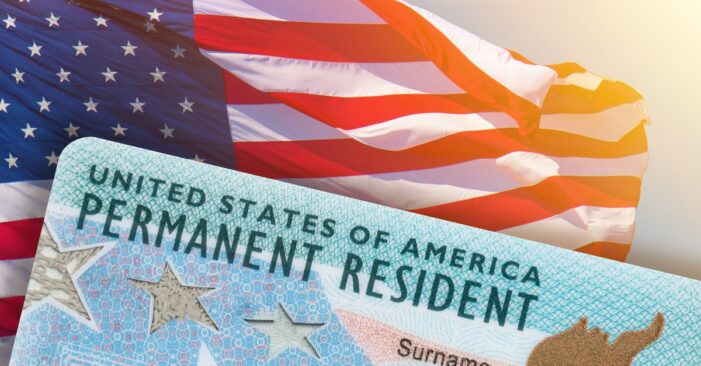 USCIS to Replace StickerThat Extends Validity of Green Cards