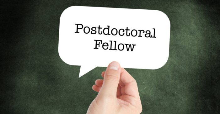 Postdoctoral Fellowship 2021-2022