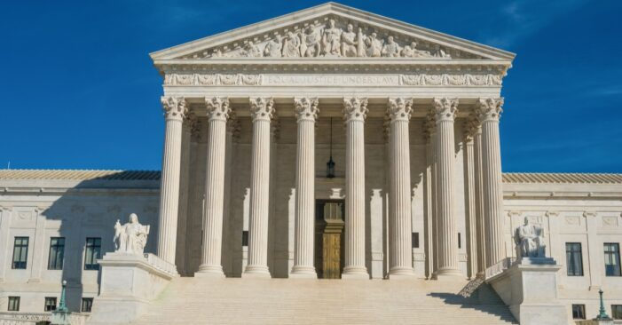 Disconnected Decision from Supreme Court Leaves the Real Work to Voters and Congress