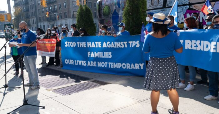 TPS Extended Another 9 Months for Certain Countries, While Calls for Expanding Protection Increase