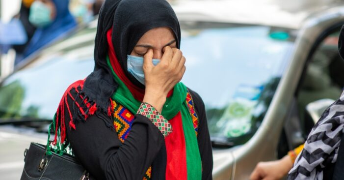 Afghan Refugee With Ties to Westchester Recounts Her Escape From Her Taliban-controlled Homeland