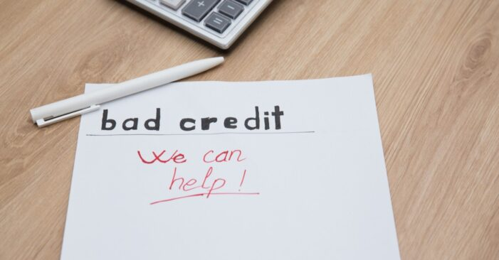 Do You Need Help With Your Credit?
