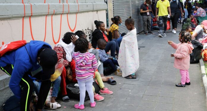 Haití se enfrenta a desastres y caos. Su gente tiene más probabilidades de que se le niegue el asilo en EE. UU.