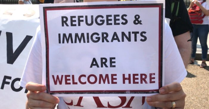 Biden Administration raises refugee Cap to 125,000 for FY2022